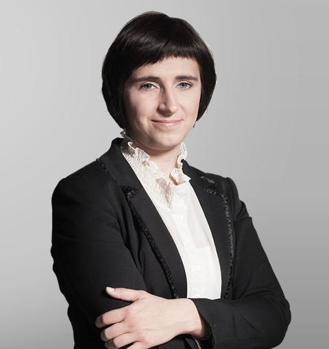 dr hab. Agata Jurkowska-Gomułka